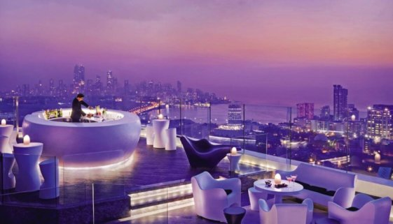 four seasons mumbai aer lounge