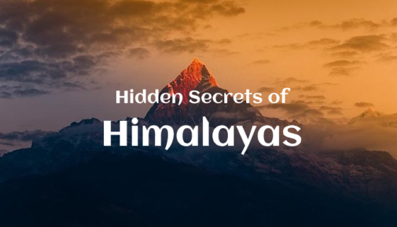 secrets of himalays